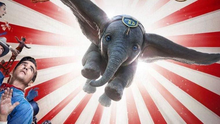 Dumbo voa e encanta em novo trailer