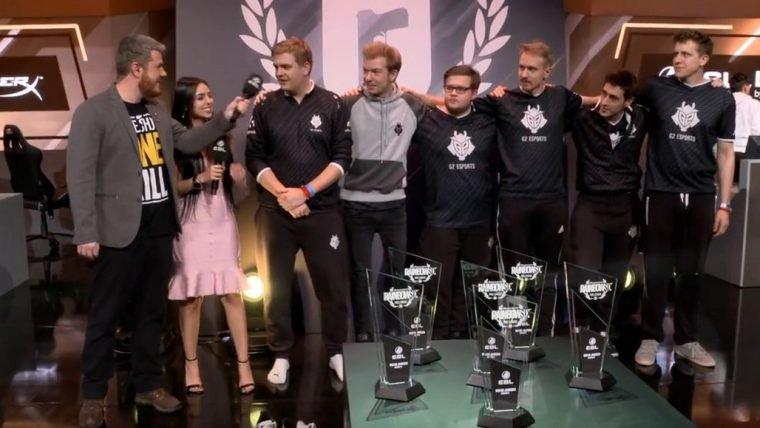 Plantão dos esports: FaZe Clan fica em segundo lugar na Pro League de Rainbow Six