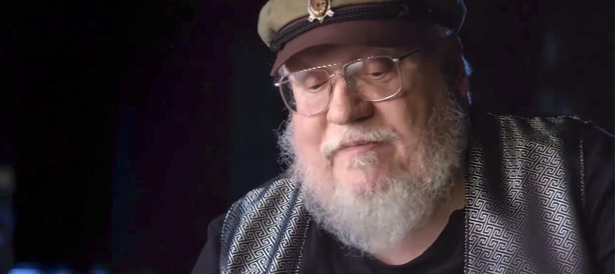 Game of Thrones | George R. R. Martin está se isolando para escrever novo livro