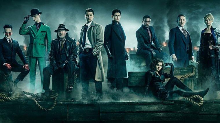 Personagens se reúnem em novo pôster da temporada final de Gotham