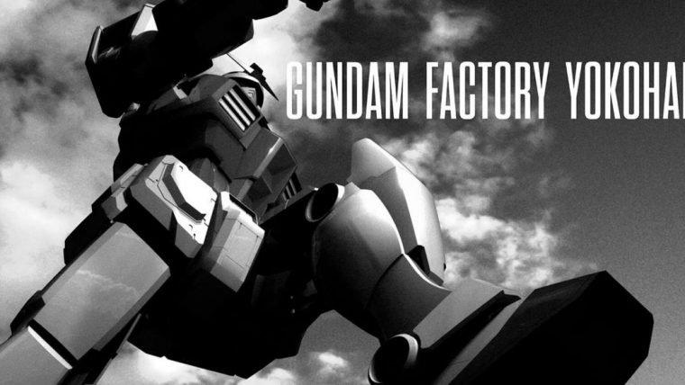 Japão vai construir estátua de Gundam de 18 metros e com movimentos