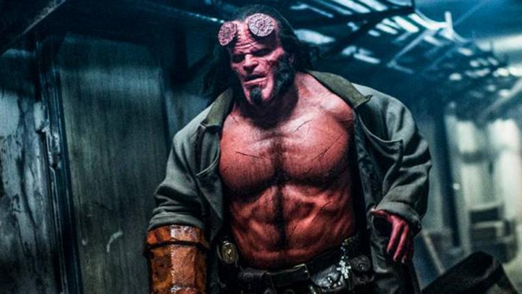 Novo filme de Hellboy ganha imagem inédita
