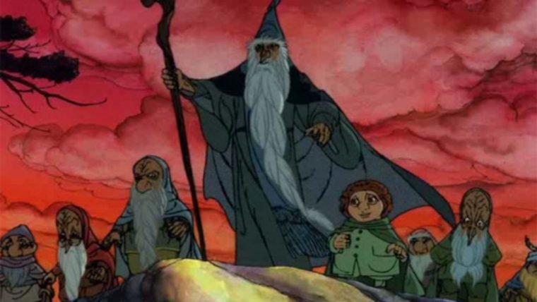 O Hobbit | Confira artes conceituais da animação dos anos 70