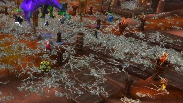 Epidemia mais catastrófica de World of Warcraft vai virar carta de Hearthstone