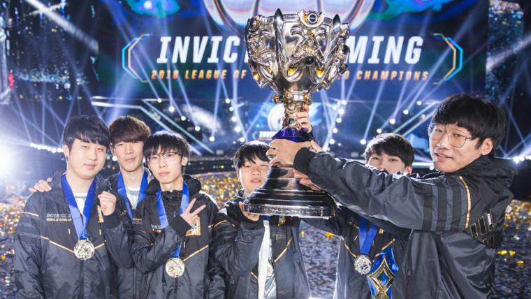 Plantão dos esports: Invictus Gaming vence Mundial de LoL; Coreia do Sul vence Copa de OW