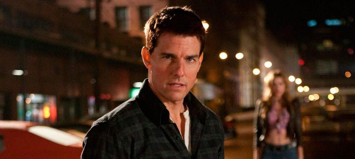 Tom Cruise não vai interpretar Jack Reacher novamente