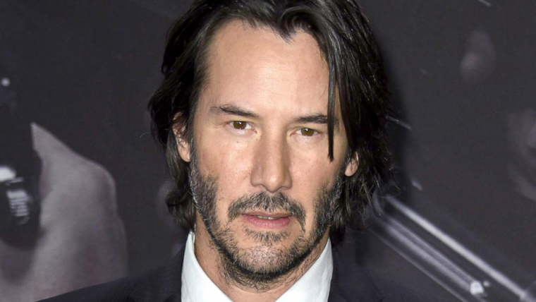 Keanu Reeves está no elenco de Toy Story 4