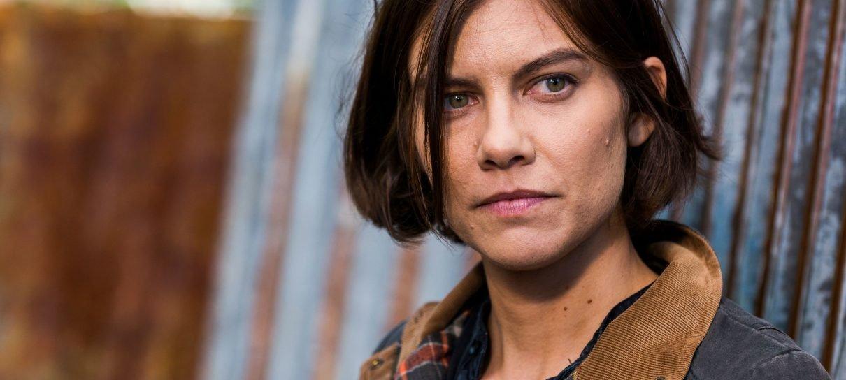 The Walking Dead | Produtores querem que Lauren Cohan volte para a série