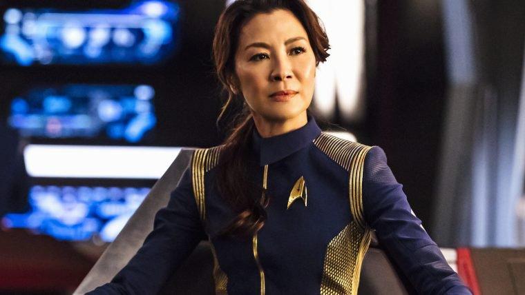 Star Trek: Discovery   Michelle Yeoh pode estrelar spin-off da série