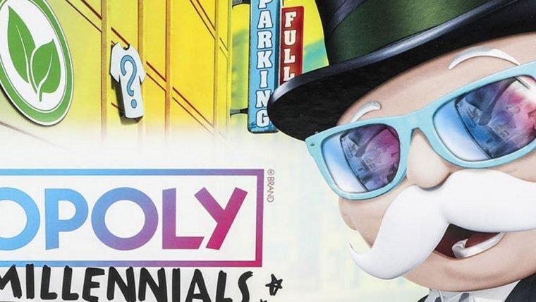 Nada de imóveis! Monopoly lança versão Millennial do jogo