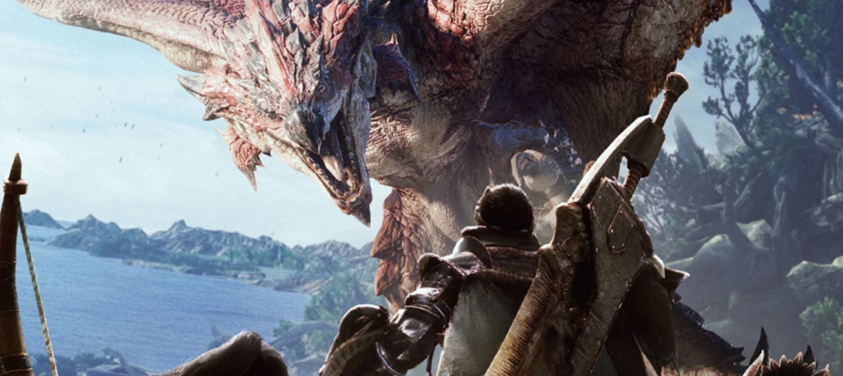 Monster Hunter | Personagens e monstros da franquia estarão no filme