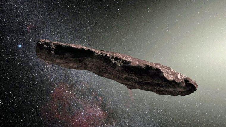 Pesquisadores apontam que objeto que está no Sistema Solar pode ter origem alienígena
