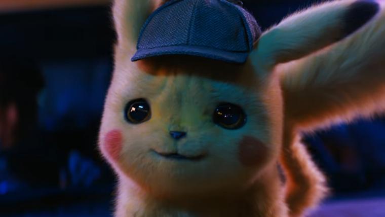 Detetive Pikachu ganha primeiro trailer e cartaz
