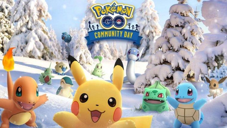 Pokémon Go | Novo dia da comunidade vai trazer de volta monstrinhos de eventos anteriores