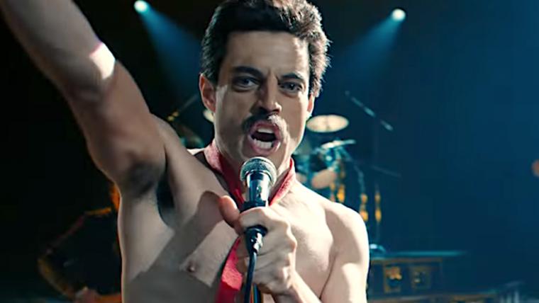 Brian May diz que Rami Malek merece indicação ao Oscar por atuação em Bohemian Rhapsody