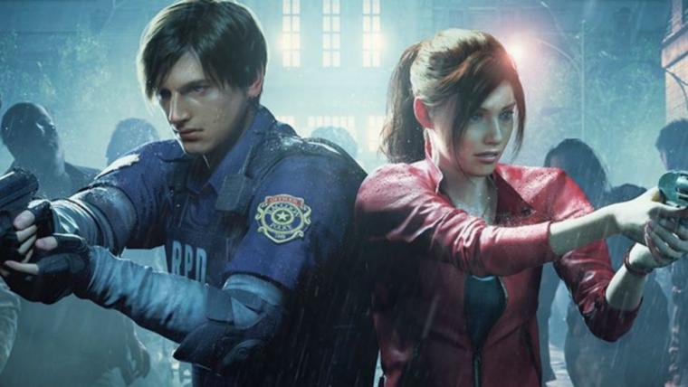 Resident Evil 2 | Ada, Claire, Leon e Mr. X parecem em novos vídeos do jogo