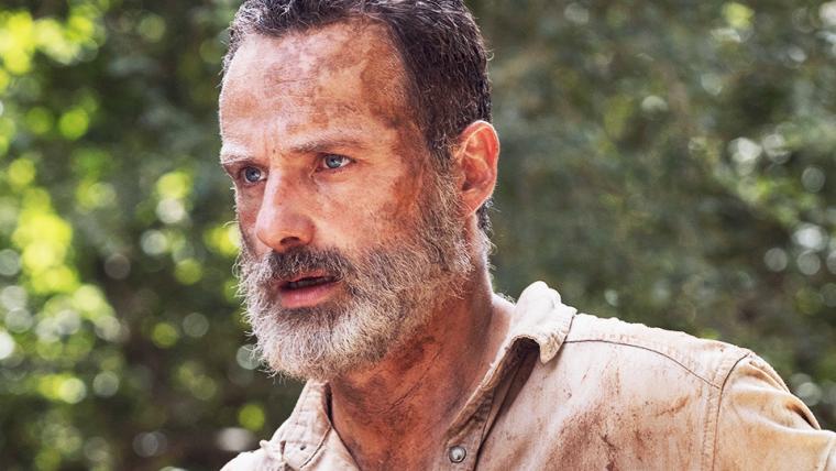 Andrew Lincoln afirma que Rick nunca mais aparecerá na série de The Walking Dead