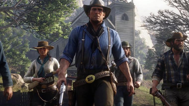 Rockstar já está trabalhando para consertar bug bizarro de Red Dead Redemption 2