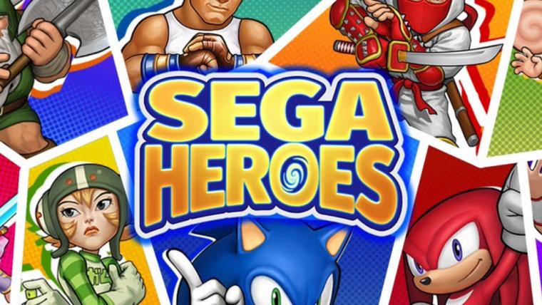 SEGA Heroes | Jogo mobile abre pré-registro com bônus para jogadores