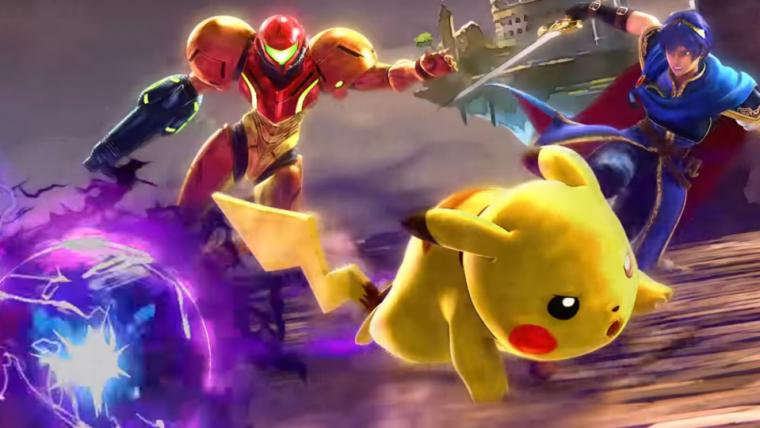 Trailer de Super Smash Bros é ainda melhor com Queen e o tema de A Grande Família