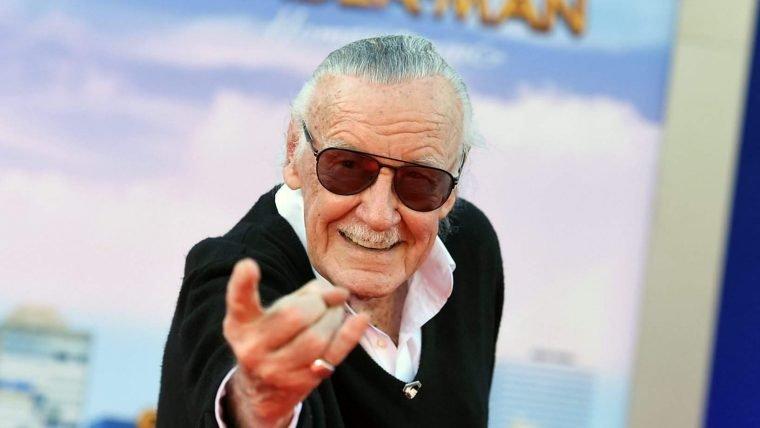 Por que Stan Lee falava