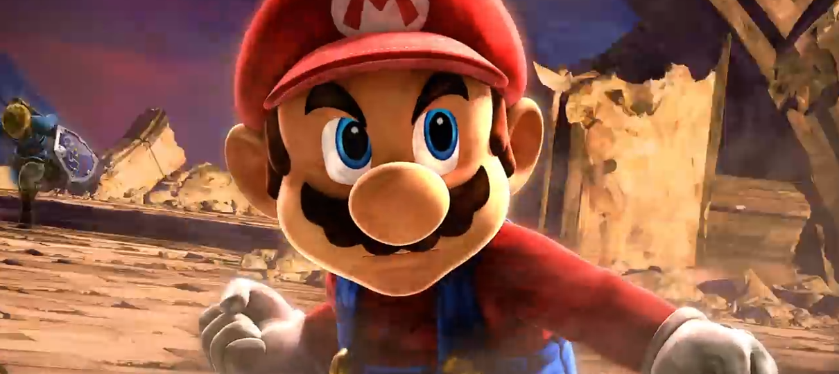 Super Smash Bros. Ultimate quebra recorde de pré-vendas da franquia