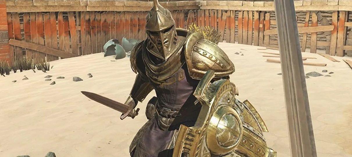 The Elder Scrolls: Blades | Jogo mobile da franquia de RPG é adiado para 2019
