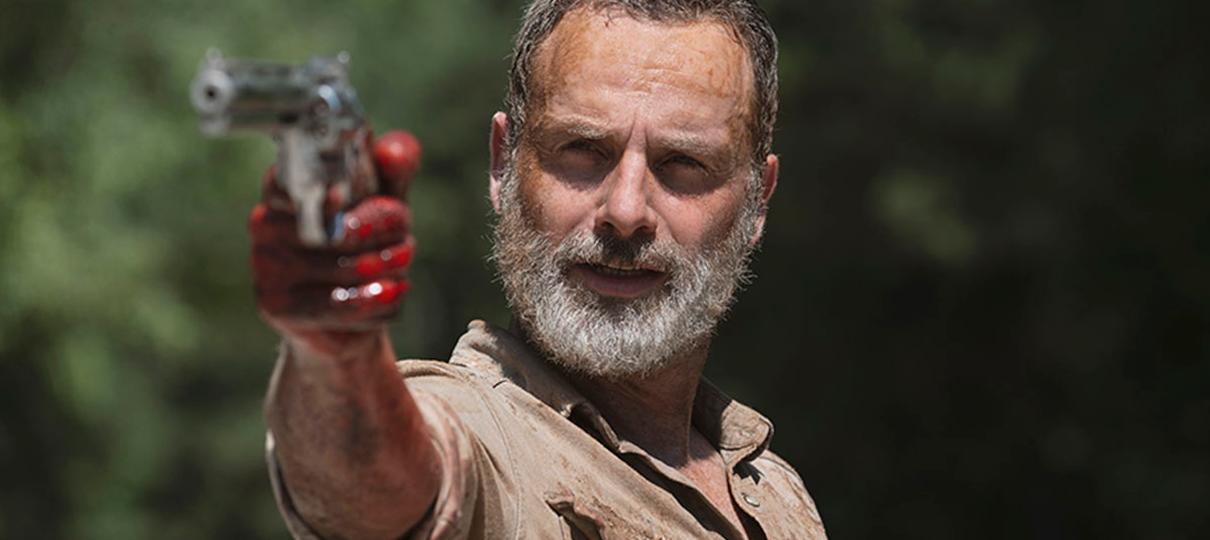 The Walking Dead | História de Rick Grimes continuará em trilogia de filmes