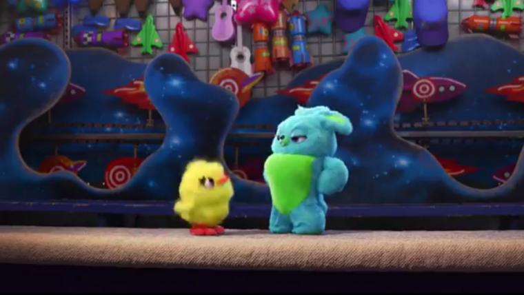 Novo vídeo de Toy Story 4 apresenta personagens inéditos