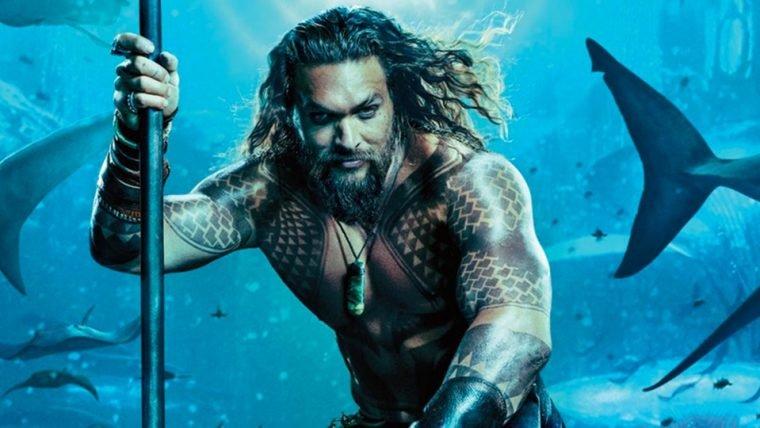 Trailer final de Aquaman traz cenas inéditas de tirar o fôlego!