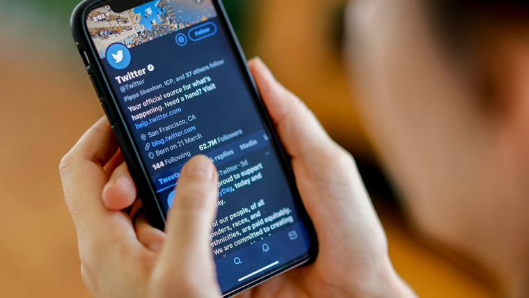 Twitter adiciona opção para denunciar contas falsas