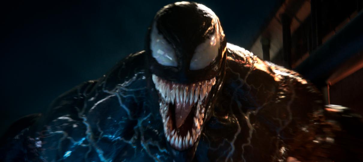 Em seis semanas, Venom ultrapassa arrecadação total de Liga da Justiça