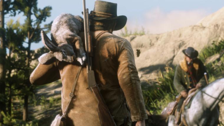 Vídeo compara visual de New Austin em RDR e Red Dead Redemption 2