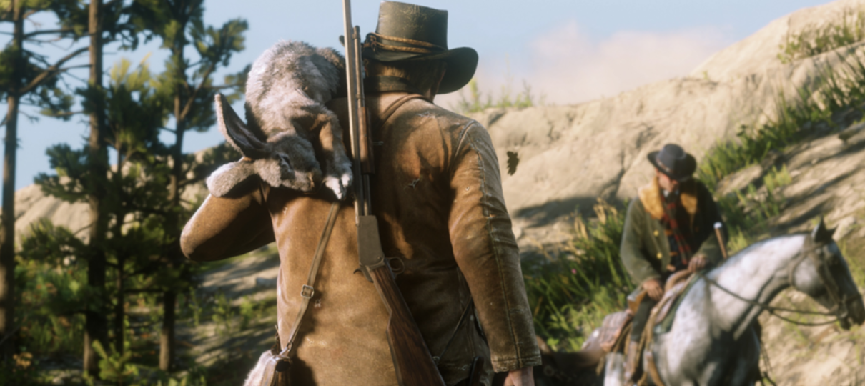 Video Compara Visual De New Austin Em Rdr E Red Dead Redemption 2