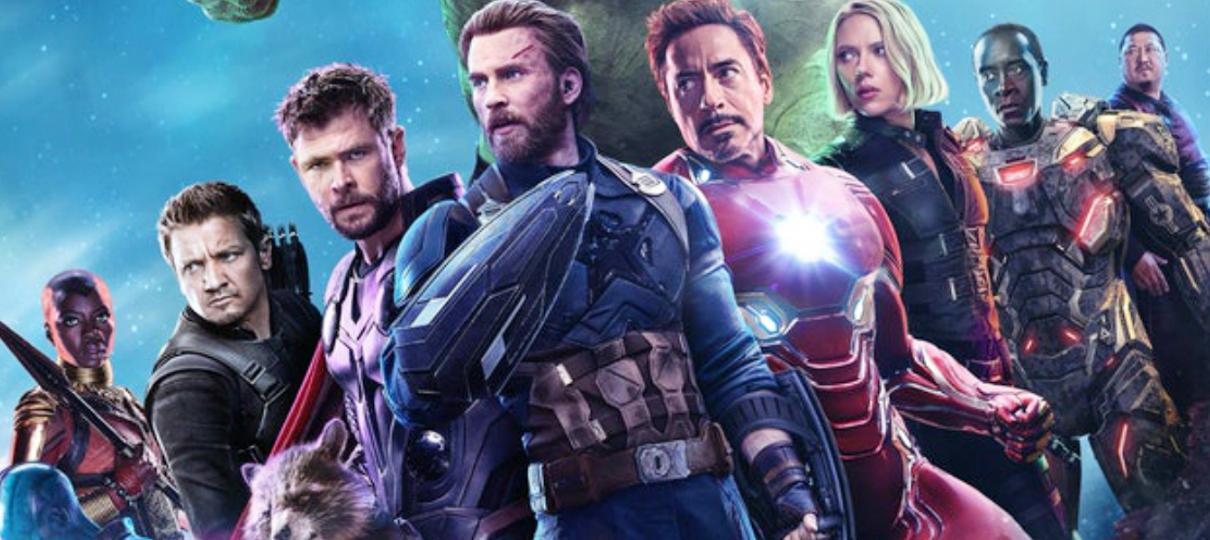 Marvel lança site com contagem regressiva para Vingadores 4