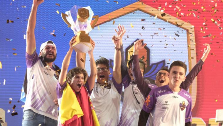 Clash Royale League | Vivo Keyd vence divisão LATAM e garante vaga para Mundial