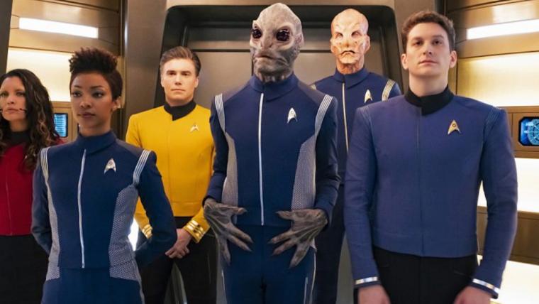 Segunda temporada de Star Trek: Discovery ganha trailer intenso!