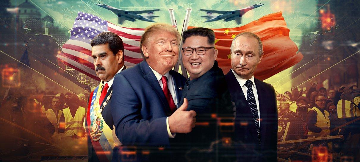 Política Internacional 2018