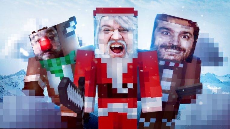 Minecraft - Especial de Natal