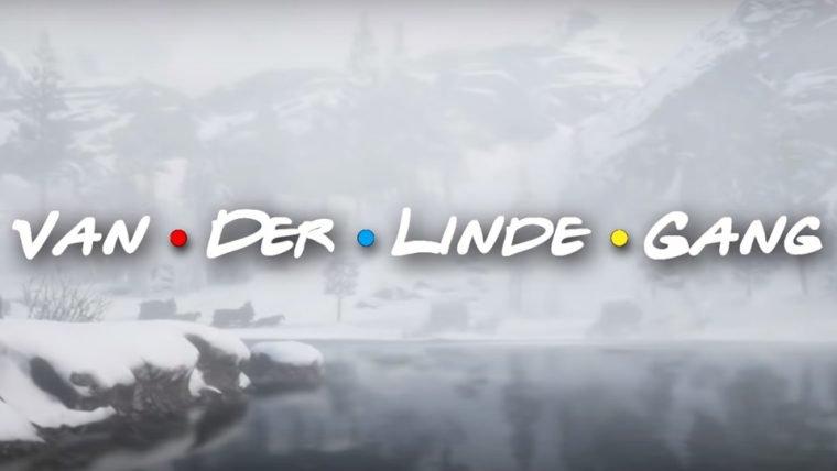 Fã recria abertura de Friends em Red Dead Redemption 2