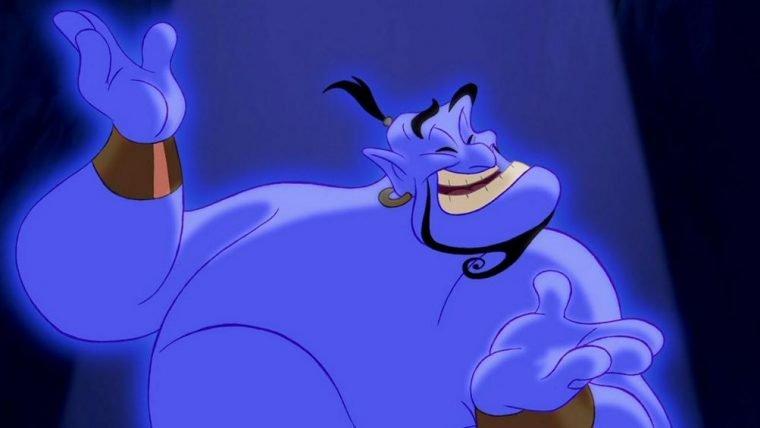 Aladdin | Bosslogic deixa Will Smith mais parecido com o Gênio da animação