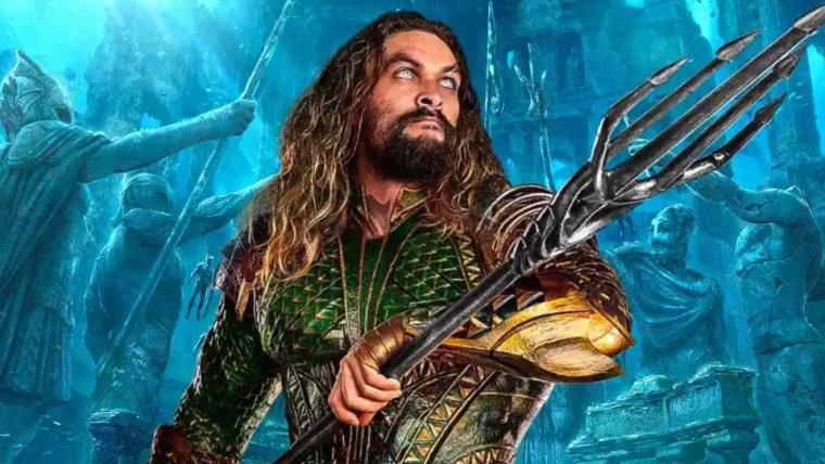 Aquaman ultrapassa marca de US$ 500 milhões mundialmente