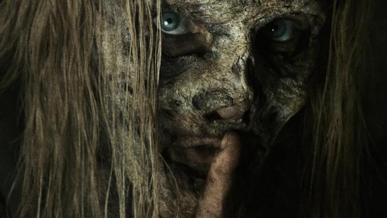 Novos pôsteres de The Walking Dead destacam os Sussurradores