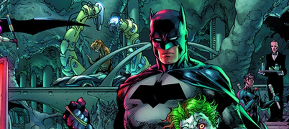 DC revela capa e detalhes de Detective Comics #1000