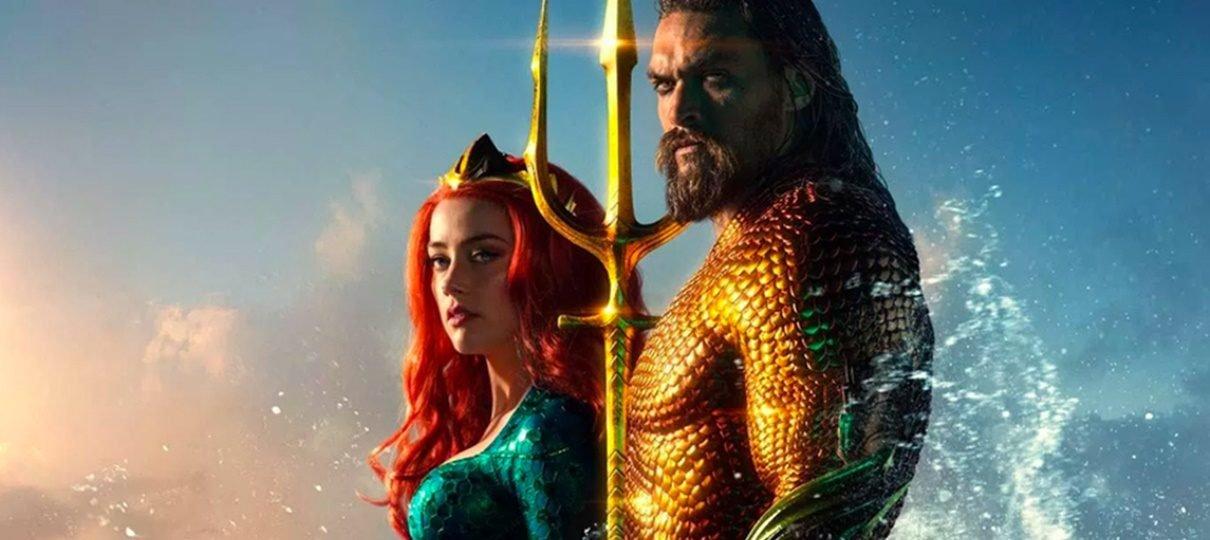 Bilheteria EUA | Aquaman lidera e bate Mary Poppins e Bumblebee