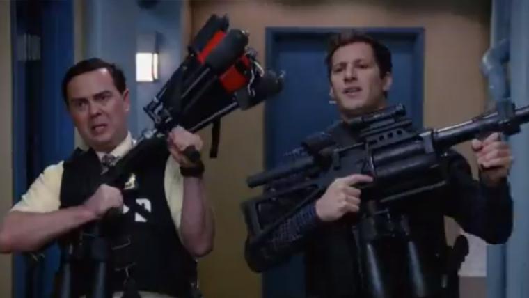 Brooklyn Nine-Nine ganha vídeo promocional inspirado em Lei & Ordem