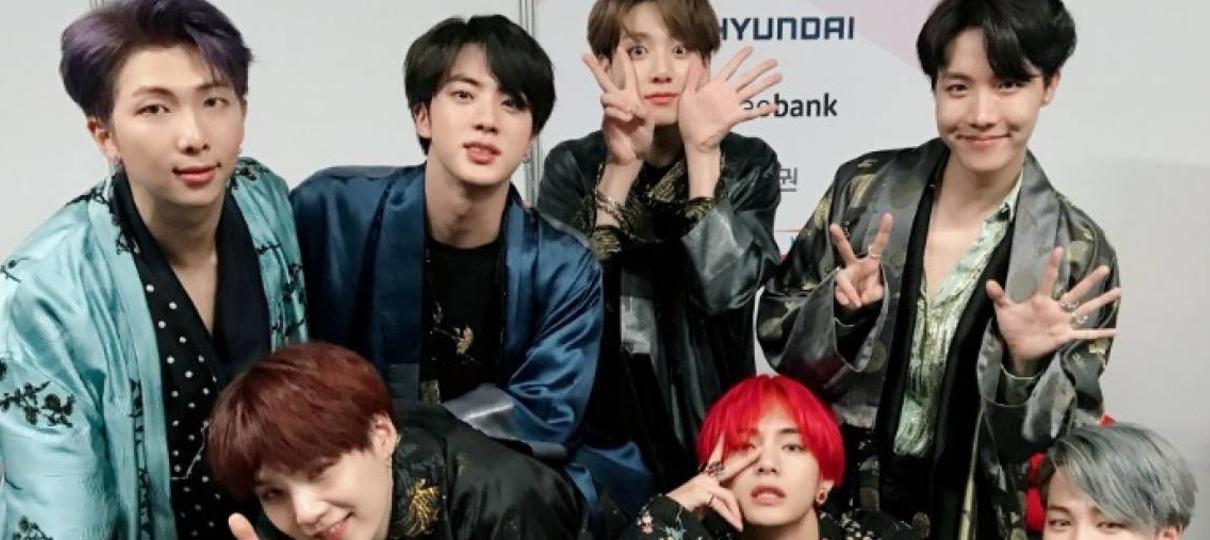 Grupo BTS foi a celebridade mais comentada do Twitter em 2018