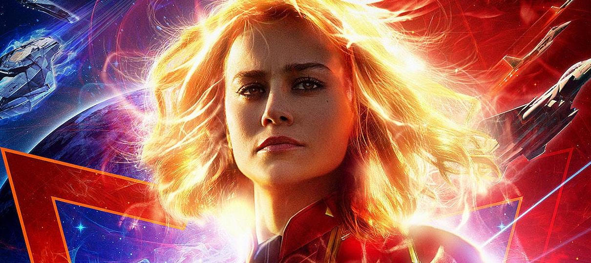 Capitã Marvel | Duração do filme é revelada