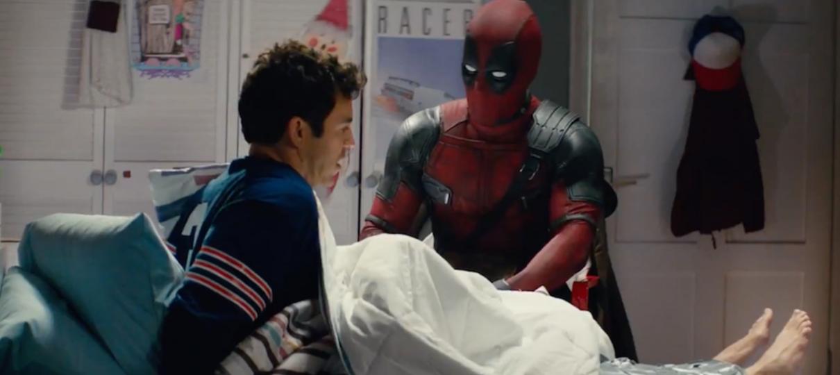 Ryan Reynolds enaltece Nickelback em vídeo de Once Upon a Deadpool