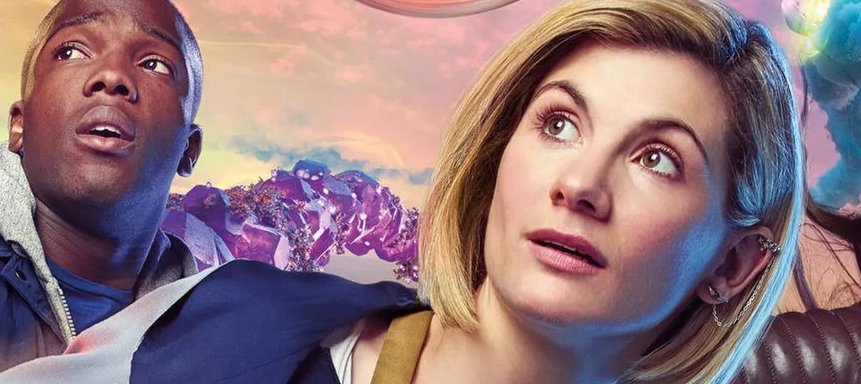 12ª temporada de Doctor Who chega em 2020